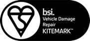 BSI Vehicle Damage Repair Kite Mark
