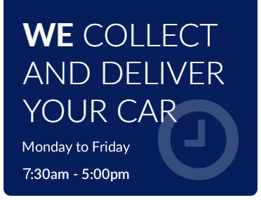 we collect and deliver your car